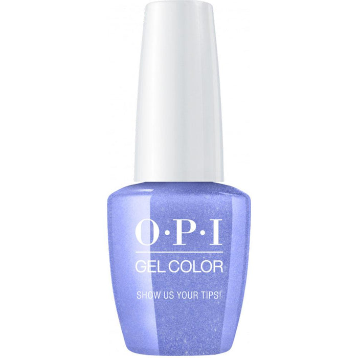 OPI GelColor 'Show Us Your Tips!'