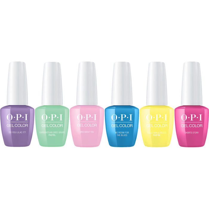OPI GelColor Showstoppers Collection