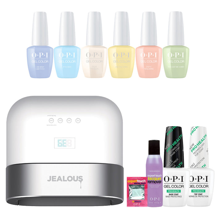 OPI GelColor 'Softshades' DualCure Lamp Starter Kit
