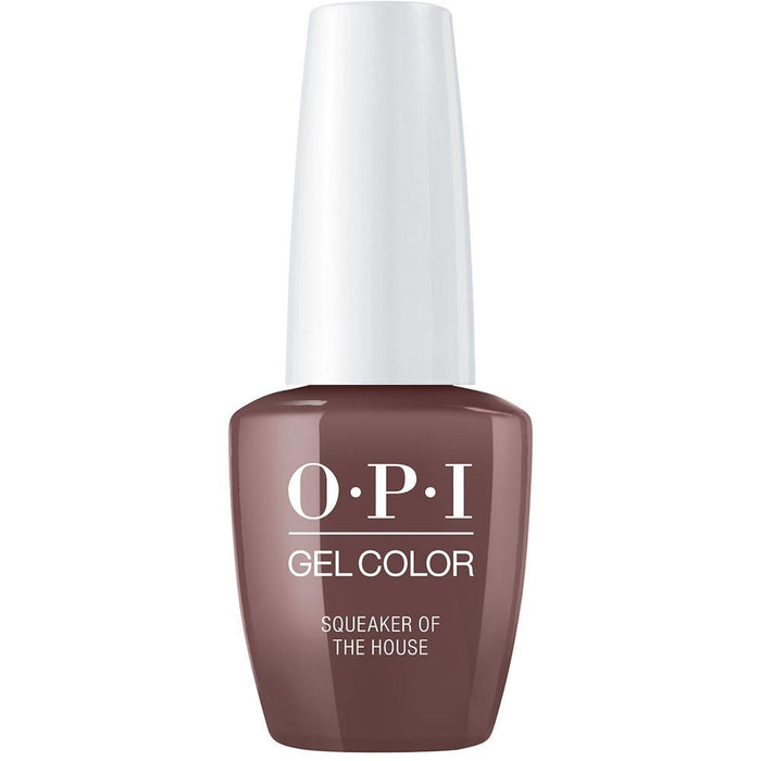 OPI GelColor 'Squeaker of the house'