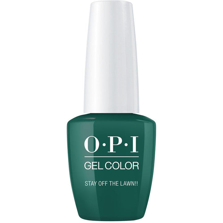 OPI GelColor 'Stay Off the Lawn!'