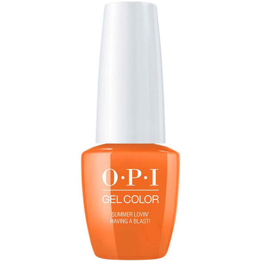 OPI GelColor 'Summer Lovin' Having a Blast!'