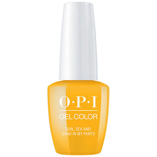 OPI GelColor 'Sun, Sea and Sand in my Pants'