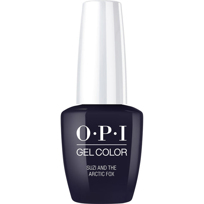 OPI GelColor 'Suzi & the Arctic Fox'