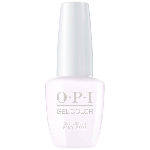 OPI GelColor 'Suzi Chases Portu-geese'