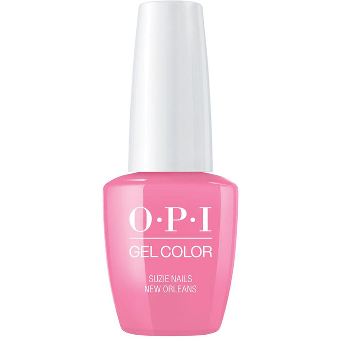 OPI GelColor 'Suzi Nails New Orleans'