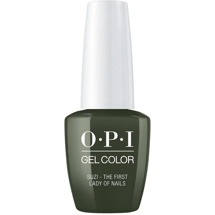 OPI GelColor 'Suzi - The First Lady of Nails'