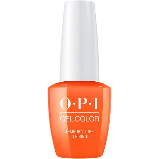 OPI GelColor Tempura-ture Is Rising [15ml]