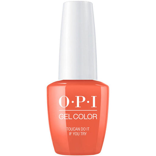 OPI GelColor 'Toucan Do It If You Try'