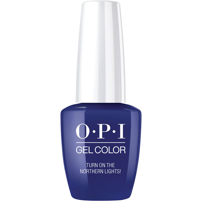 OPI GelColor 'Turn on the Northern Lights!'