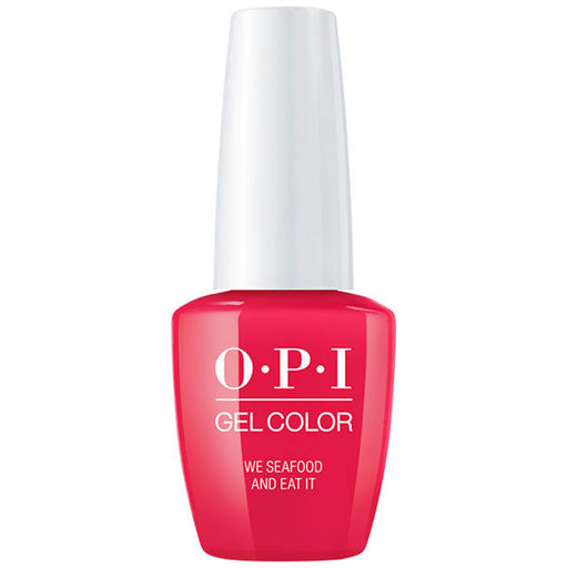 OPI GelColor 'We Seafood and Eat It'