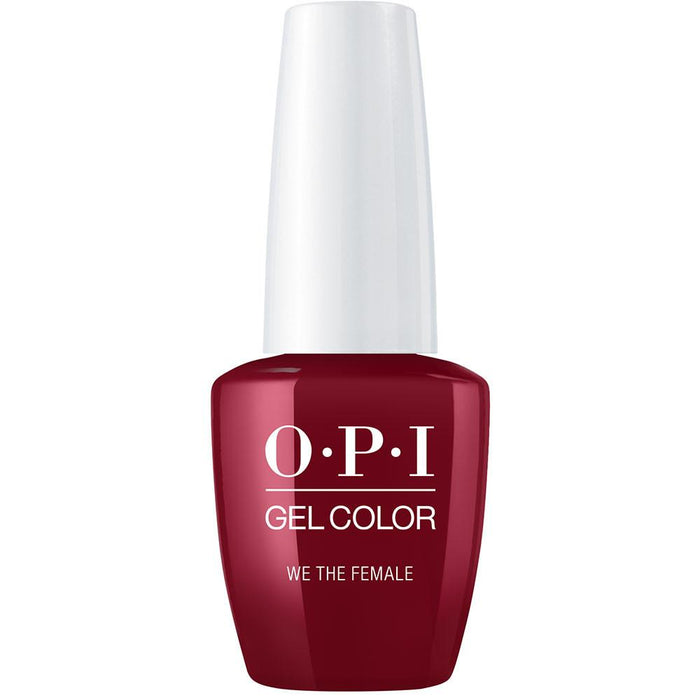 OPI GelColor 'We the Female'