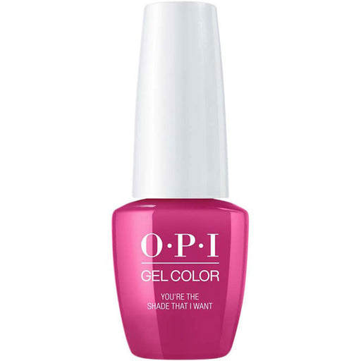 OPI GelColor 'You're the Shade That I Want'