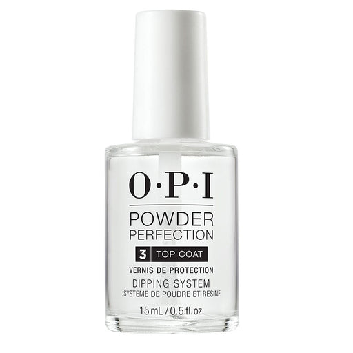 OPI Powder Perfection Step 3: Top Coat [15ml]
