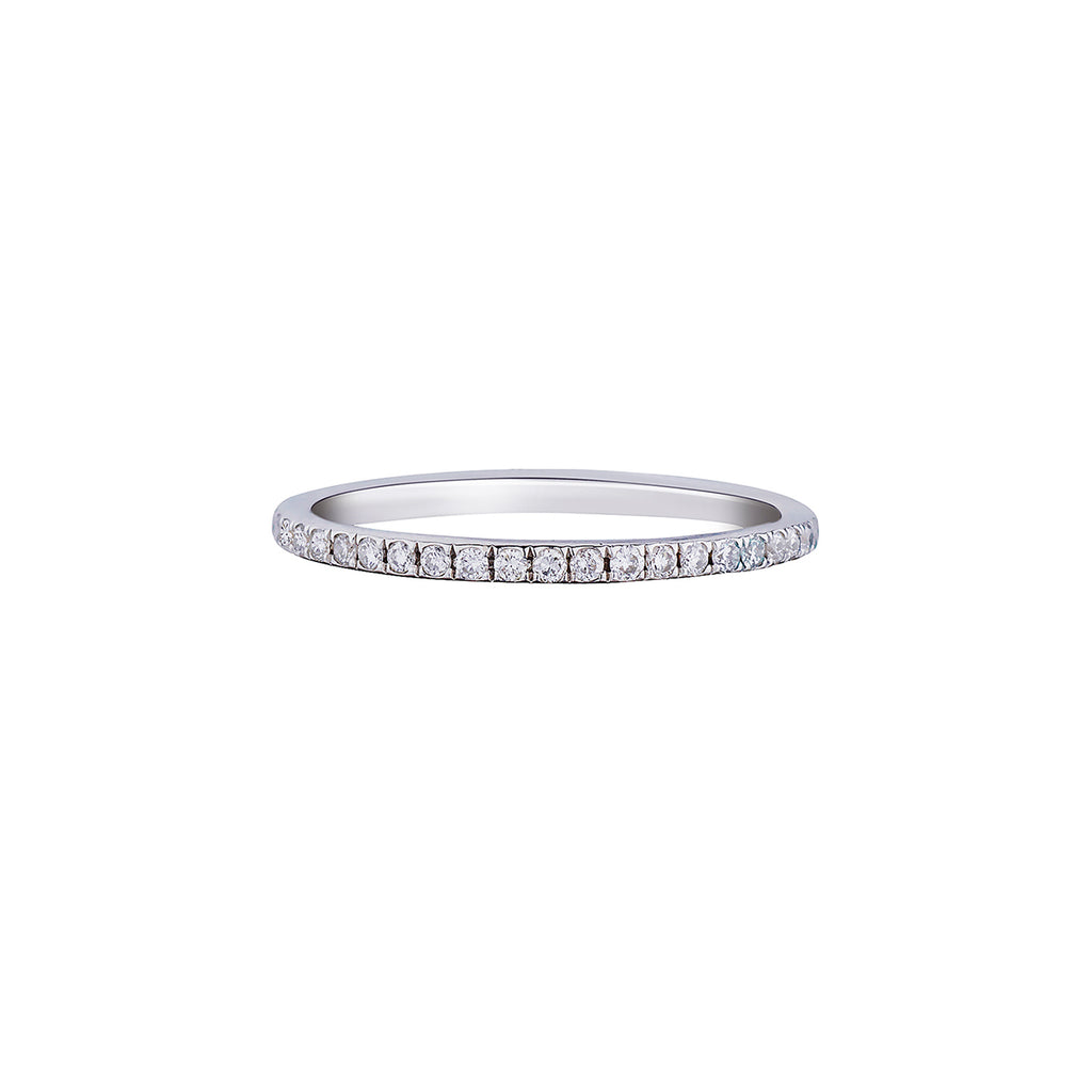 MICRO DIAMOND ETERNITY BAND