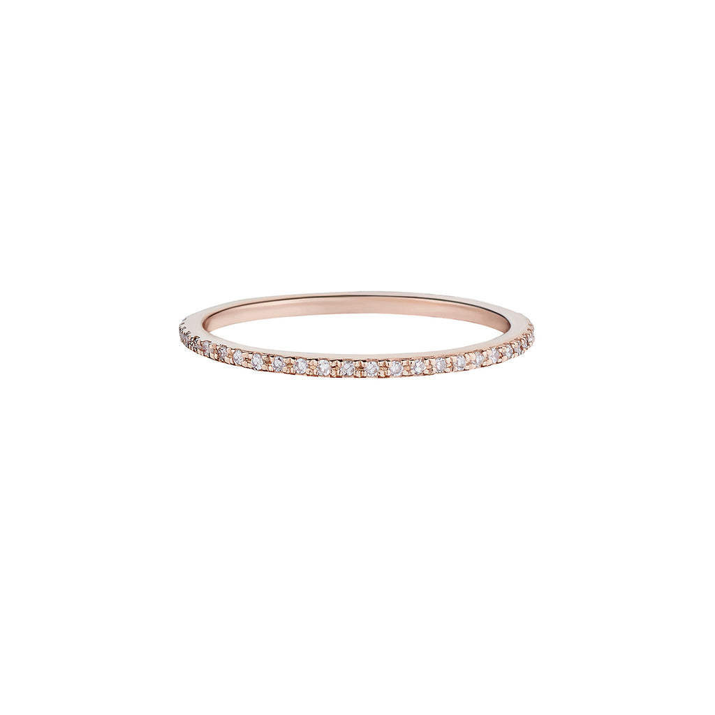 DIAMOND MICRO ETERNITY BAND