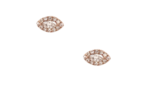 Marquee Diamond Earrings