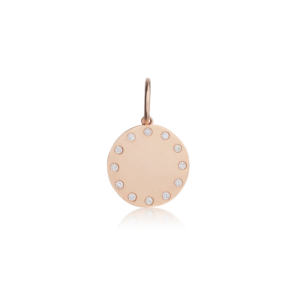 DIAMOND STUDDED DISC