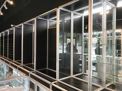 Custom Built Display Cases