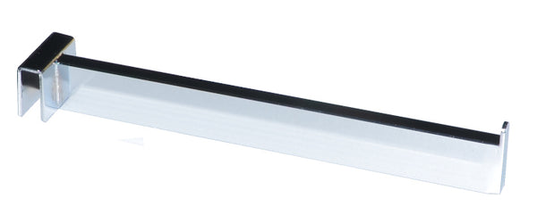12 - Inch Flat Bar Faceout Chrome