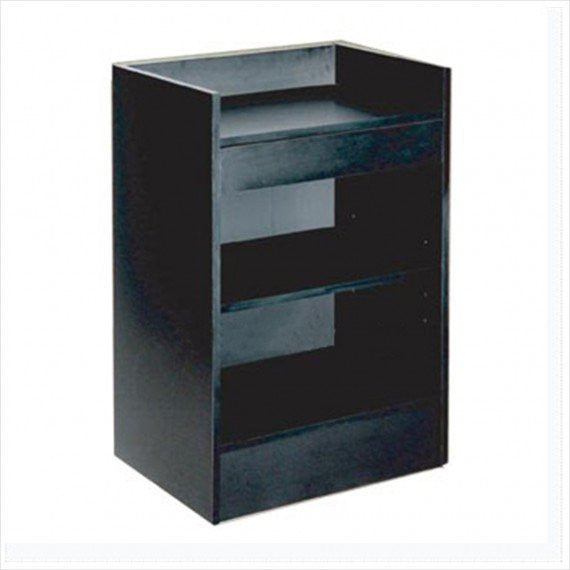 Retail Counter  Canada- 24 X 20 X38 - Inch Black