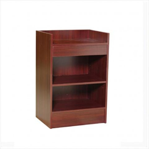 Retail Counter  Canada- 24 X 20 X38 - Inch Cherry