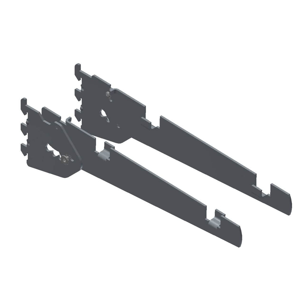 WIRE SHELF BRACKETS