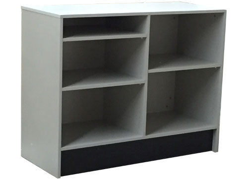 Cashier Counters In Grey - 48 x 20 x 38 - Inch