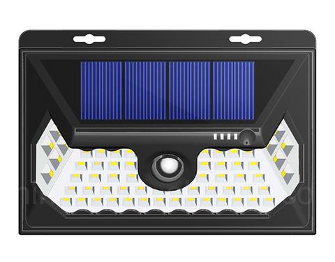 60LED Super Bright  Solar Motion Sensor Light for Wall SSE69