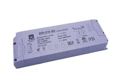 LED Driver, Transformer, Dimmable, 5A, DC12V Output