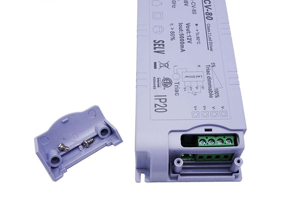 LED Driver, Transformer, Dimmable, 5A, DC12V Output 2