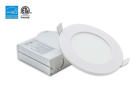 LED Recessed Ceiling Lights, LED Downlight, LED Circle Panel Light
