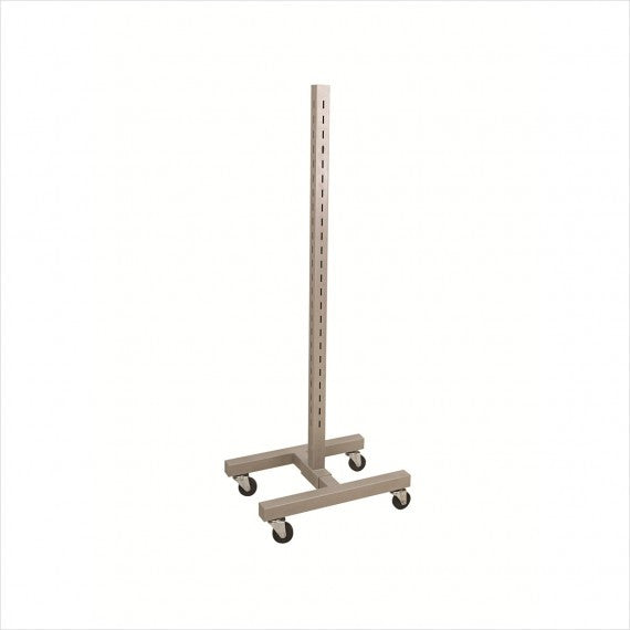 Heavy Duty Standard slotted Single Free Standing Rack