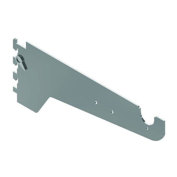 "Wall standard bracket for use with #2012 ""U"" cup for 1 1/4"" or 1 5/16"" round tubing"