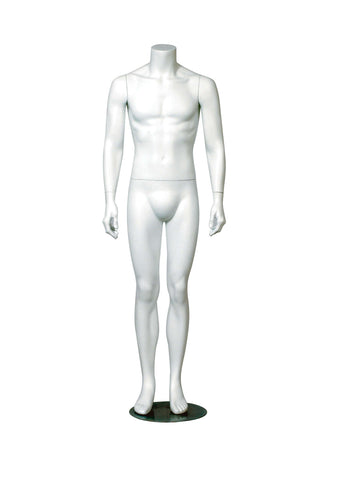 Male Mannequin with Straight Legs