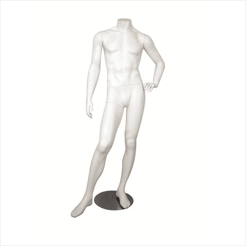 Male Mannequin with Right Knee Bent --- ERIC-3