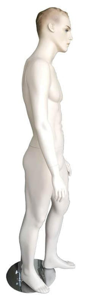 HLA1 male standing mannequin skin tone