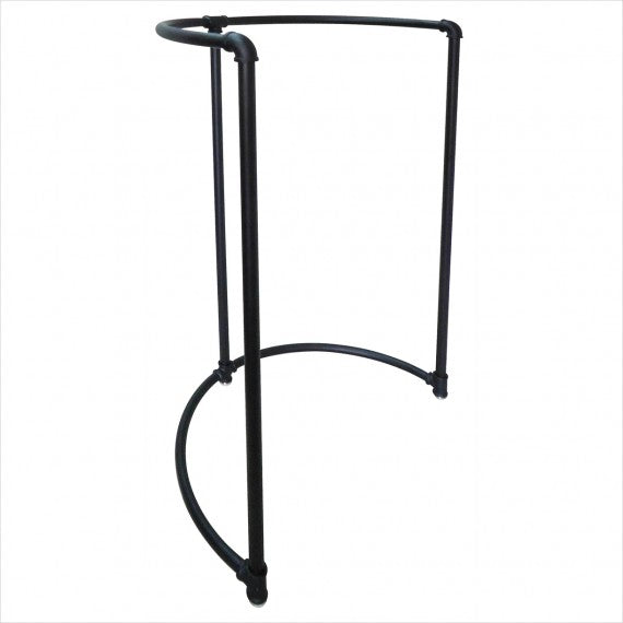 Half round pipe rack --- PL-HR
