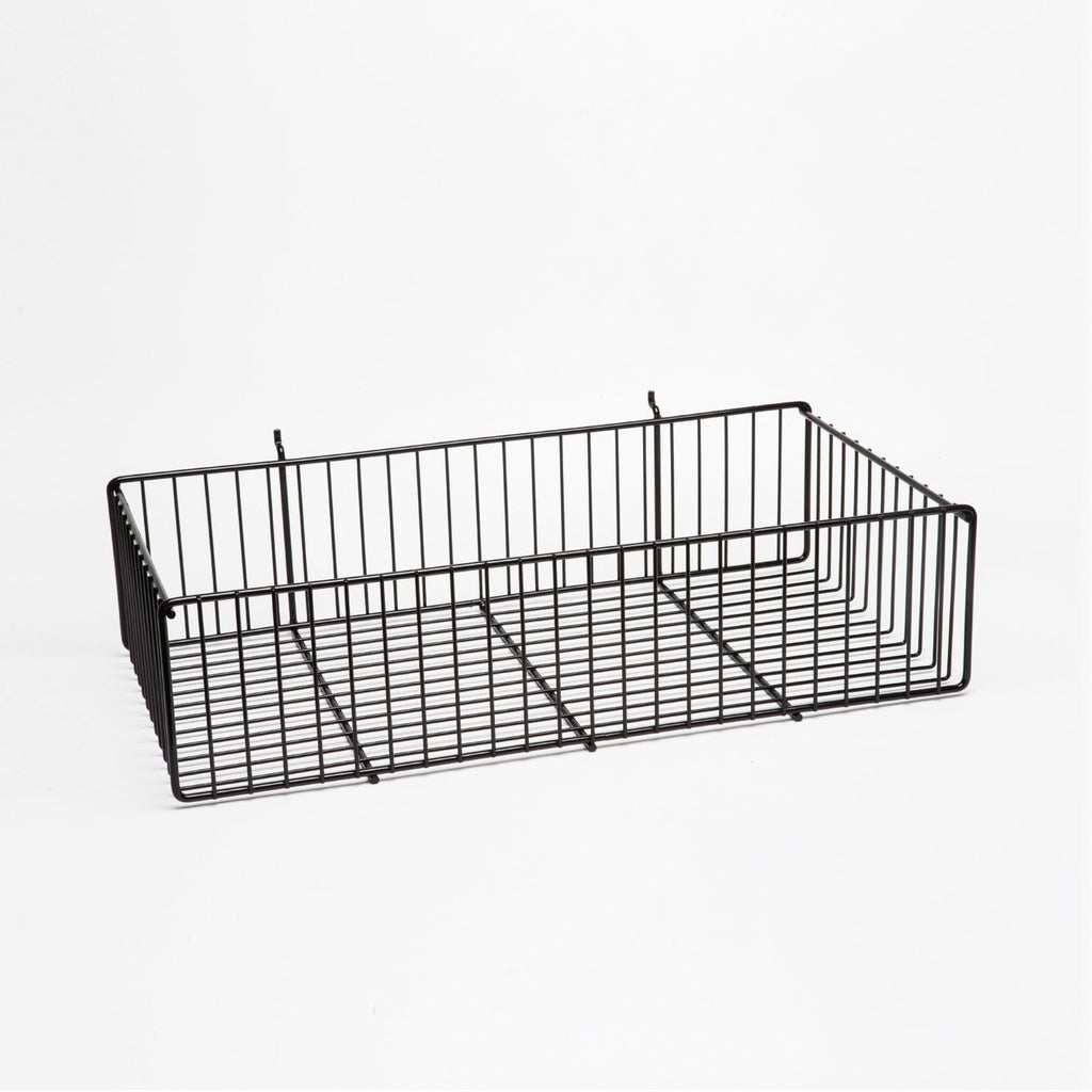 Wire basket for slatwall slatgrid and pegboard ---KL2906 – Ablelin ...