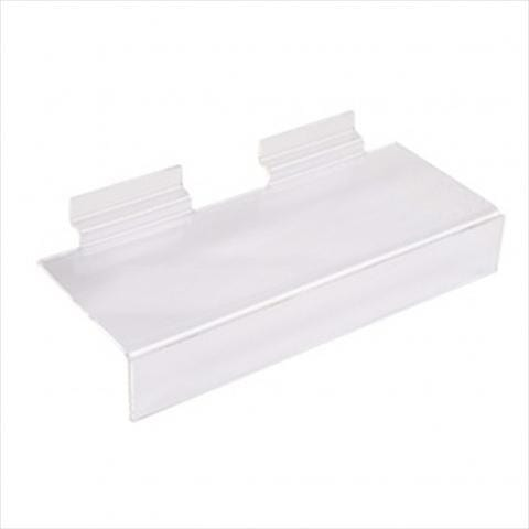 slatwall accessories - Acrylic shoe shelf for slatwall