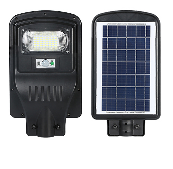 High power ip65 waterproof outdoor 30w integrated all in one solar LED street light / S19-30