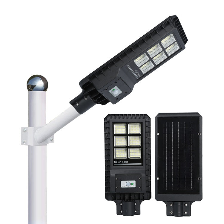 High power waterproof smd integrated 120W all in one solar street light / S21-A120