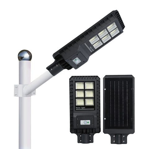 High power waterproof smd integrated 60W all in one solar street light / S21-A60
