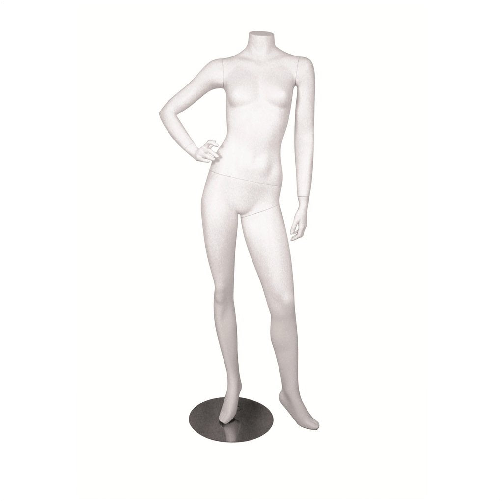 Female Mannequin with Left leg side way-ERICA3