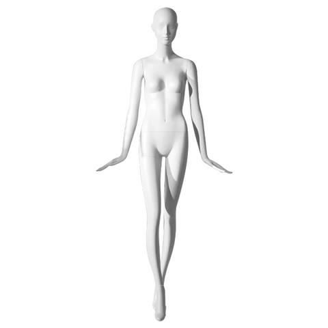 Female mannequin with arms to the side - Kate/1