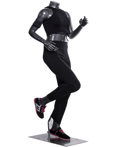 FEMALE HEADLESS ATHLEISURE MANNEQUIN --- Jackie2