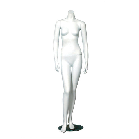 Female Mannequin with Arm by side -ERICA/1
