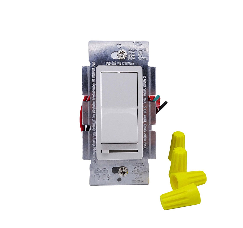 LED Dimmer Switch, Universal Dimmer