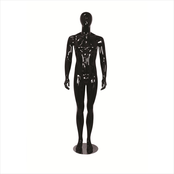 Male Fiber Glass Mannequins with Straight Leg --- MIKE-1 B