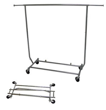 salesman rolling rack RS1